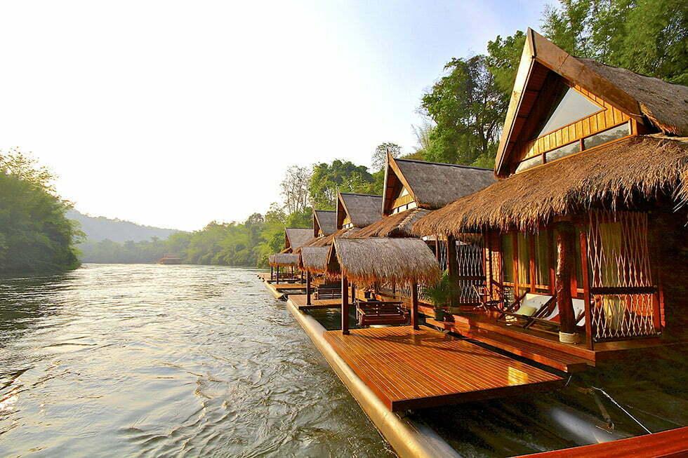 romantische hotels thailand