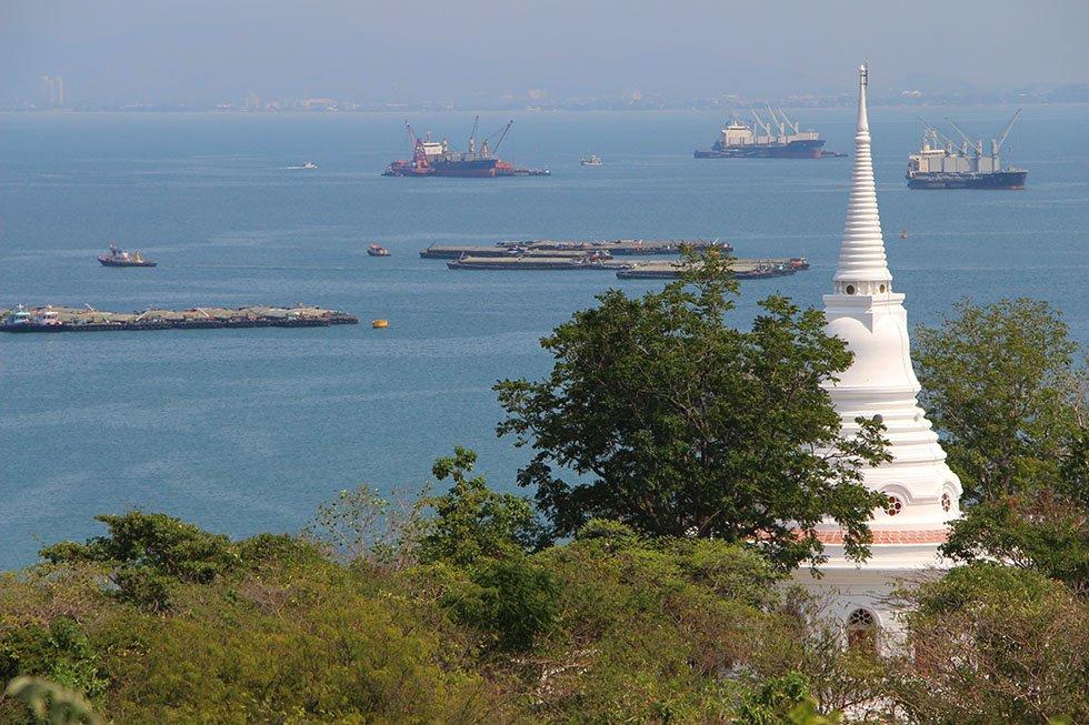 Royal Palace Koh Si Chang