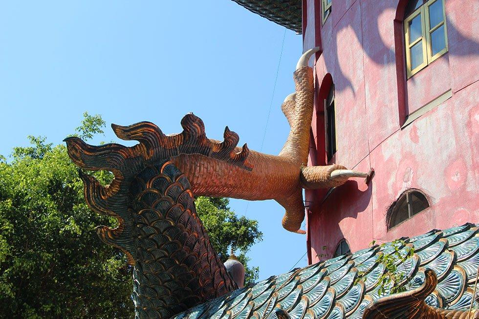 Wat Samphran Bangkok