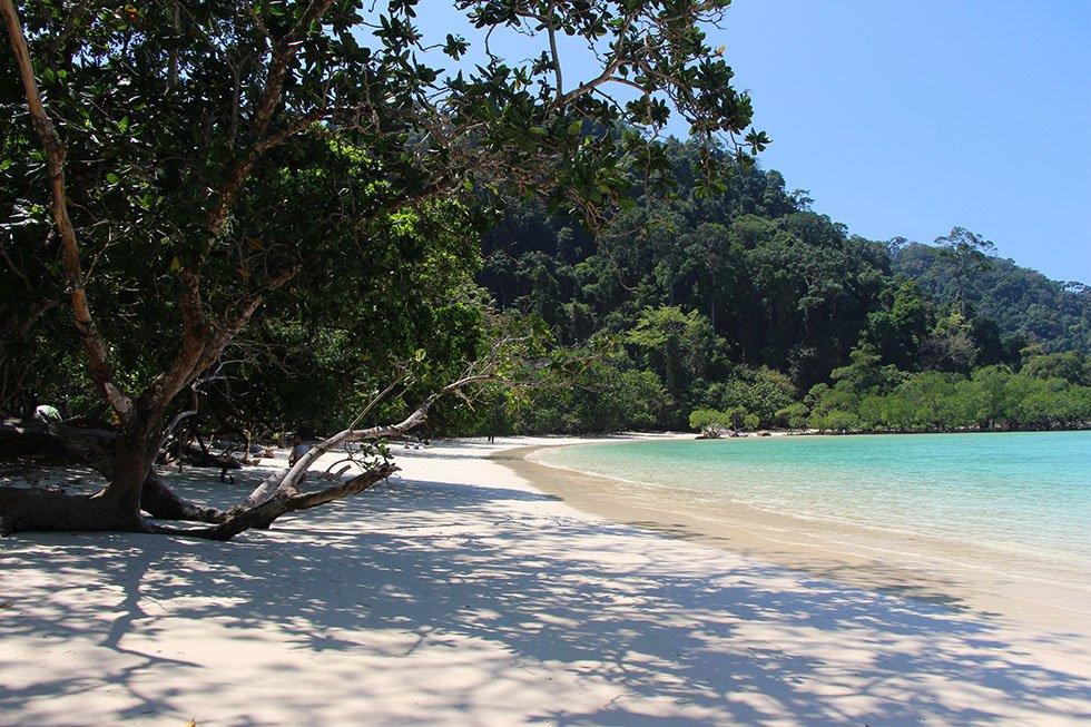 Ao Mai Ngam strand