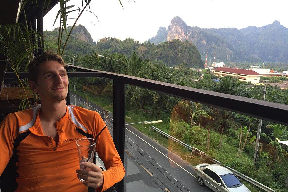 Blue Mountain Phang NGa Sander