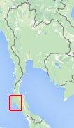 Kaart Phang Nga