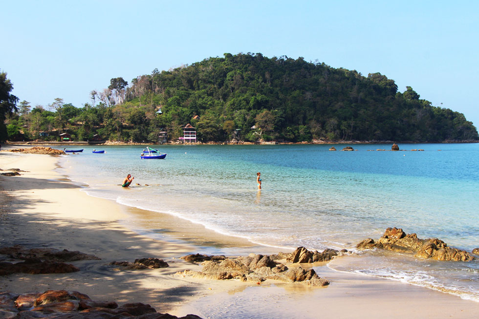 Koh Chang Noi - Long Beach