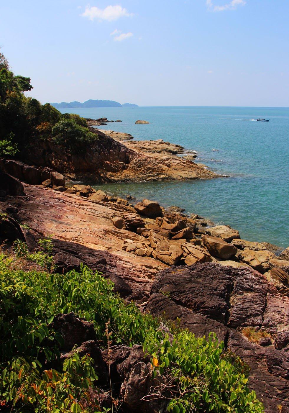 Koh Chang Noi viewpoint