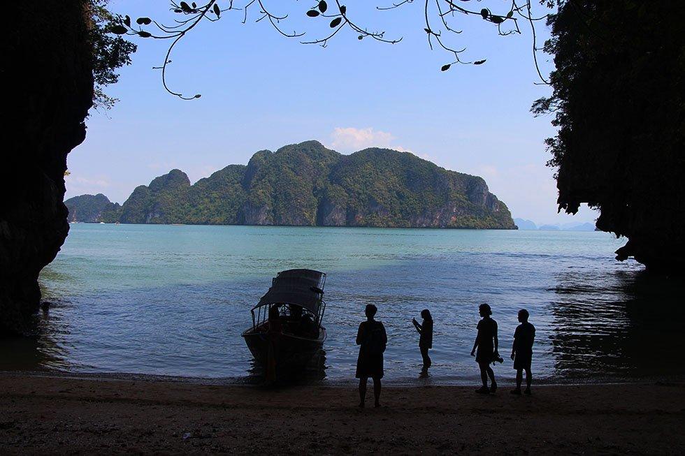 Phang Nga Bay kleine groepen