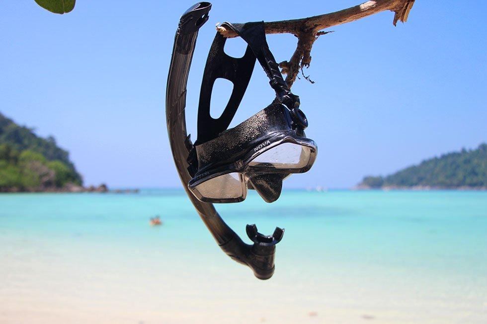 Snorkelen Koh Surin