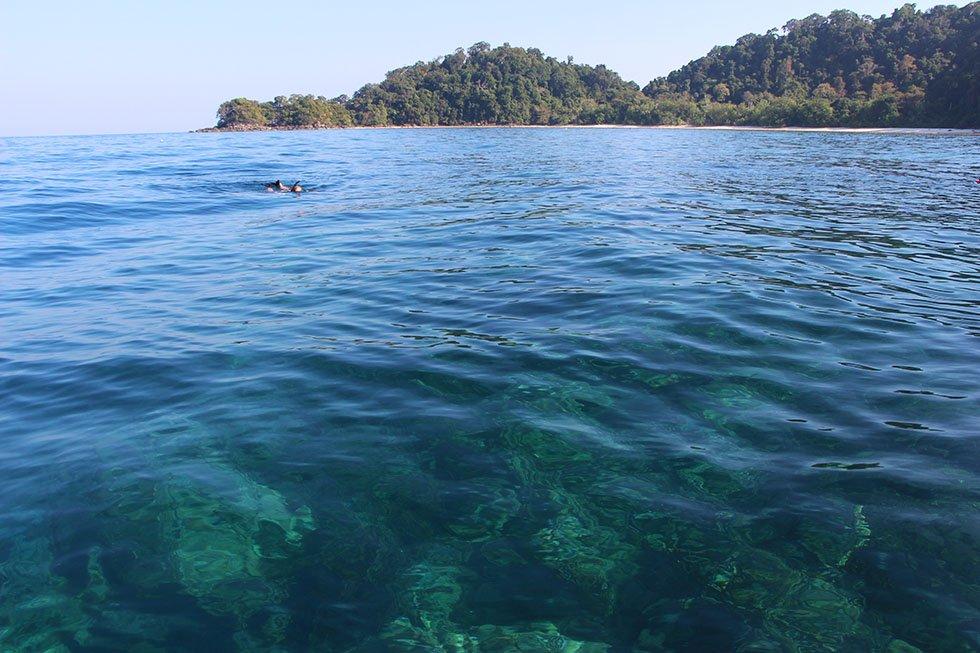 snorkeltrip Koh Surin-Eilanden