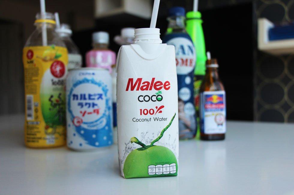 Malee Coco 7-Eleven