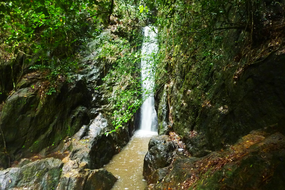 Bang Pae Waterfall - Phuket bezienswaardigheden