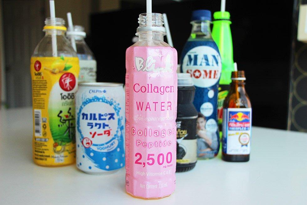 Blink collageen water