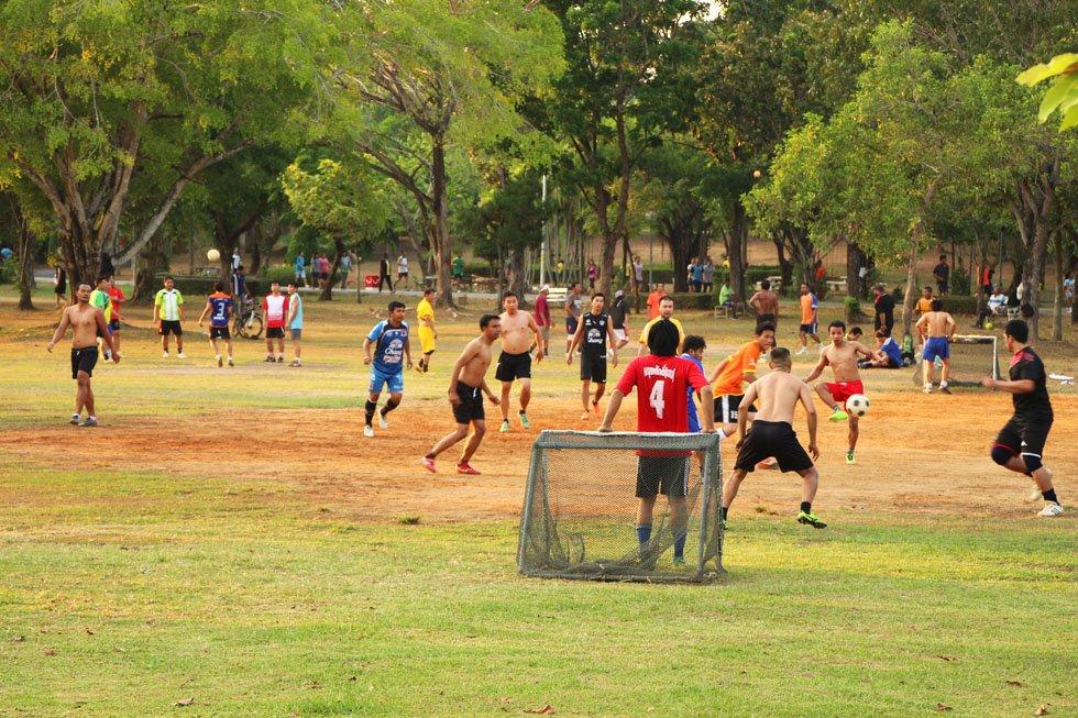 Chaloem Phrakiat Park - Phuket bezienswaardigheden