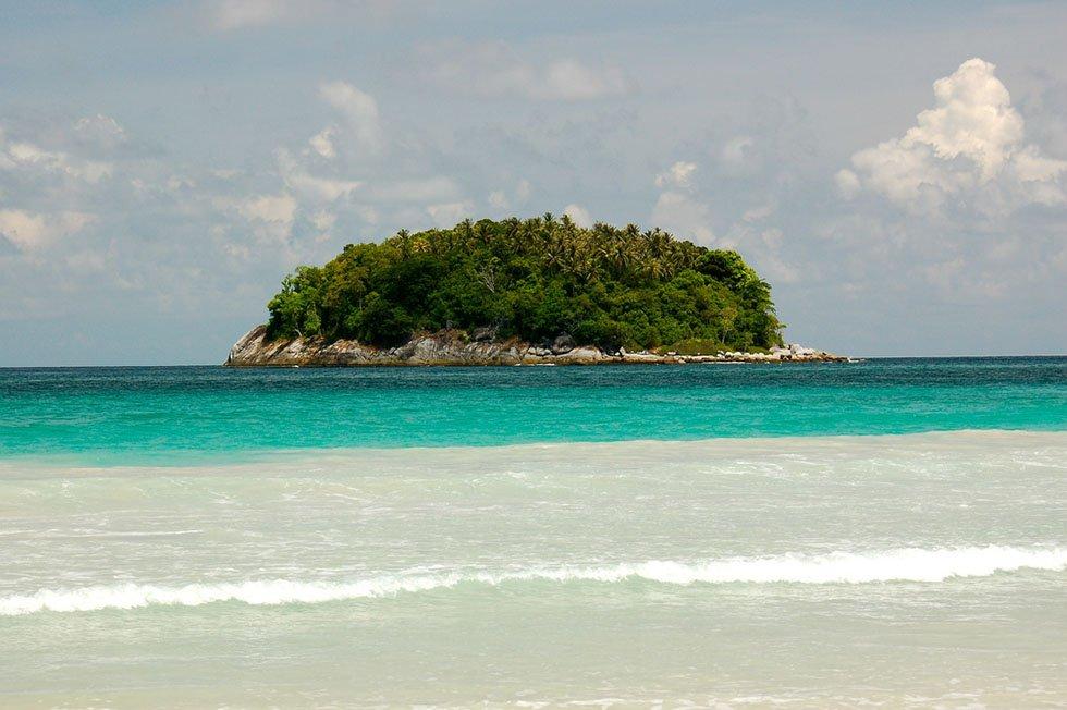 Kata Beach Eiland