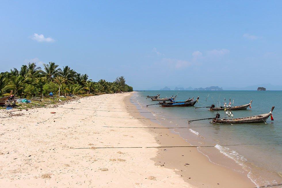 Khao Yao Yai vissersstrand