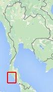 Kaart van Koh Phi Phi