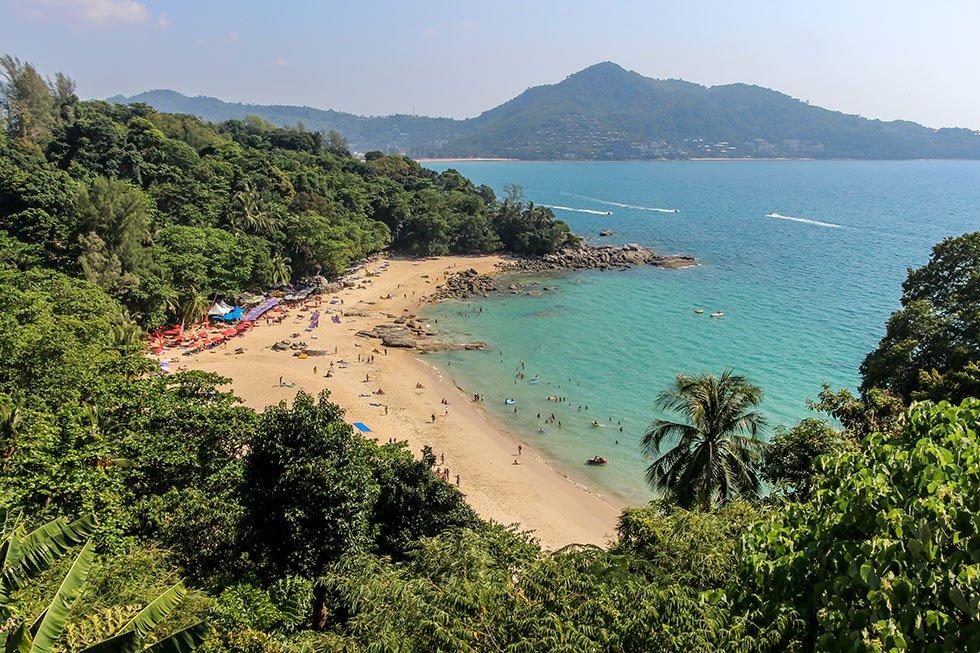 Laem Singh - Phuket bezienswaardigheden