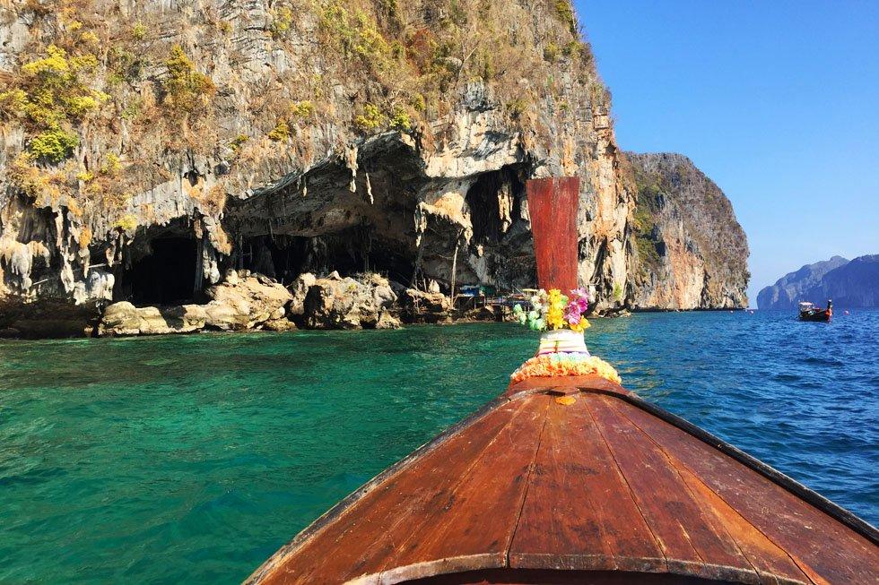 Viking Cave - Koh Phi Phi Leh
