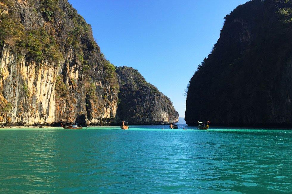 Koh Phi Phi Leh Lagoon