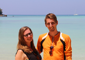 Sander en Mariska - Tips Thailand