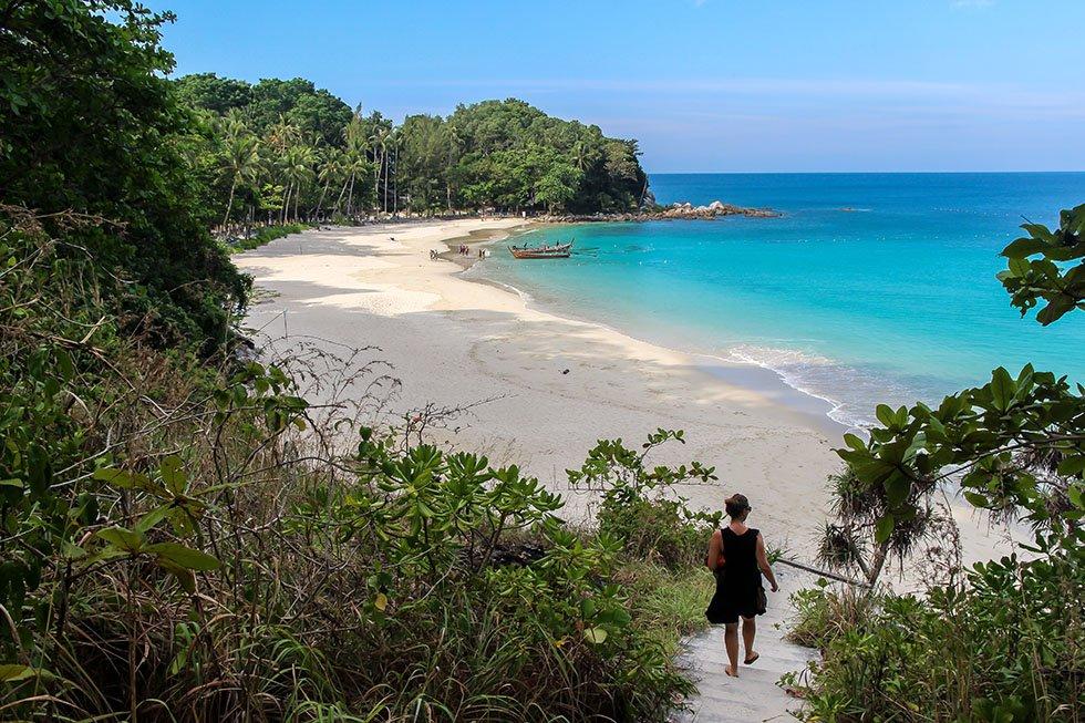 Freedom Beach - Phuket bezienswaardigheden