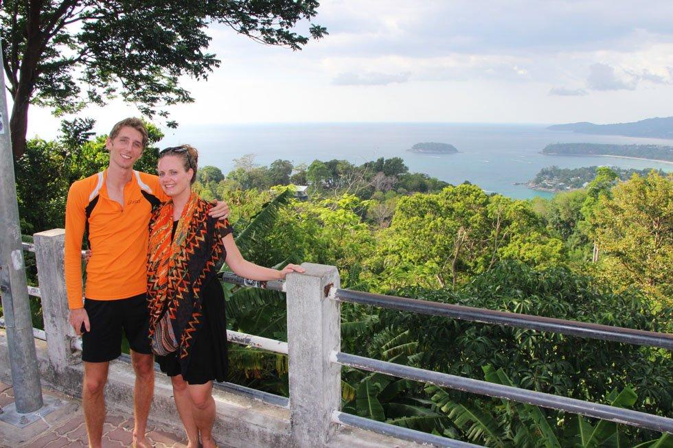Karon viewpoint - Phuket Bezienswaardigheden
