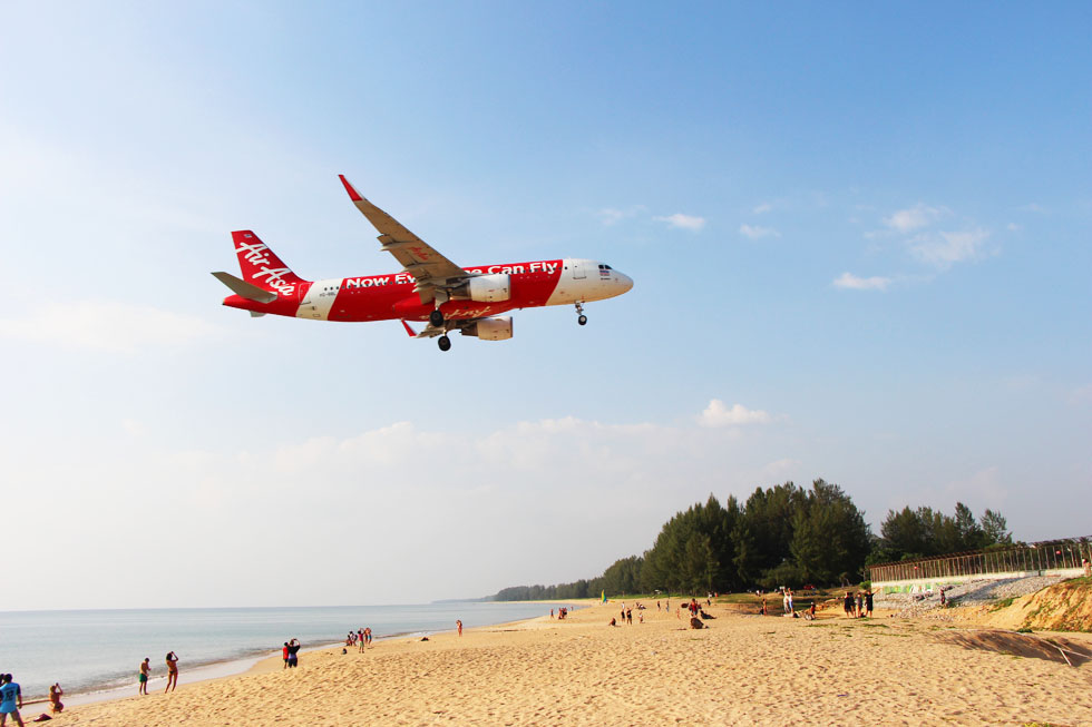 Mai Khao Beach - Phuket bezienswaardigheden