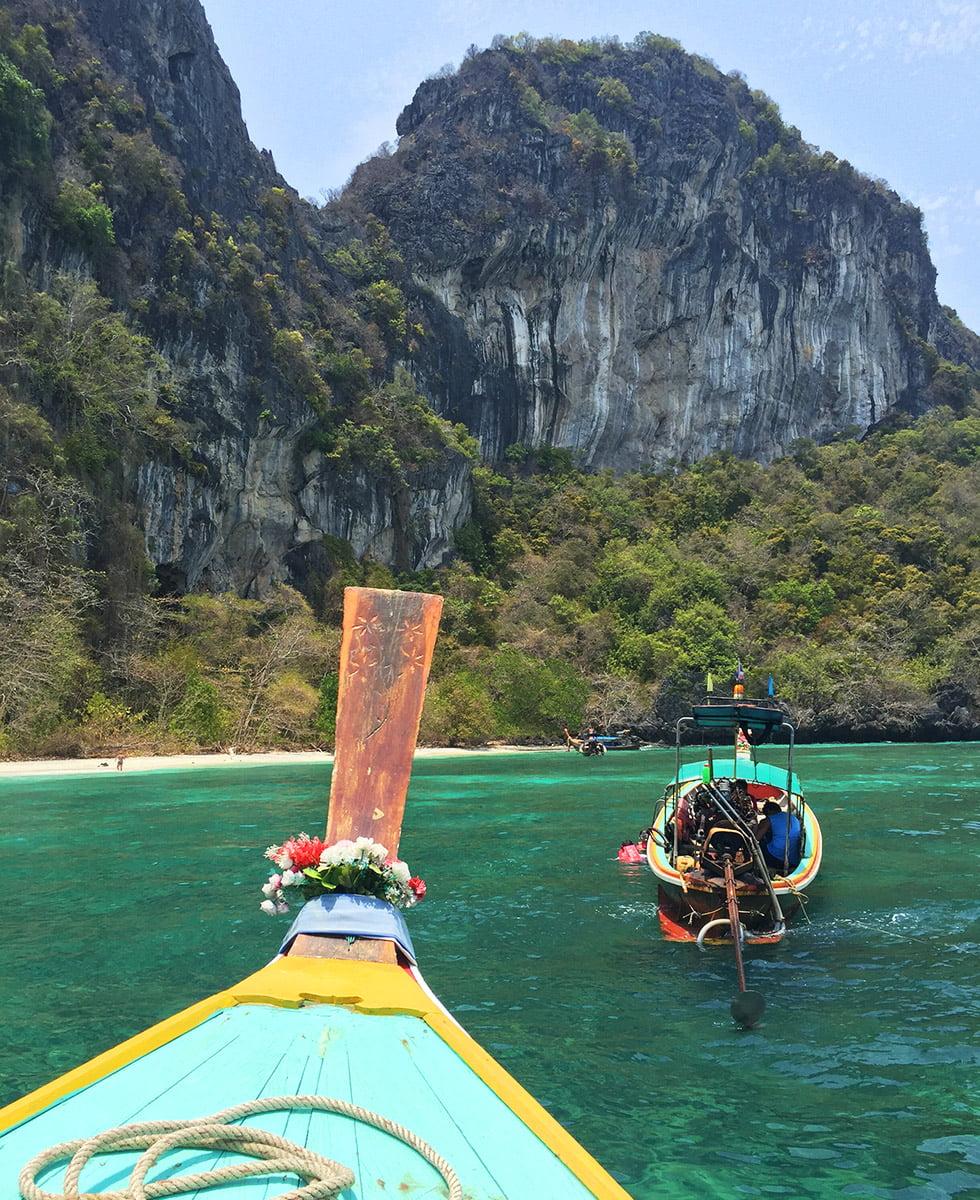 Mosquito Island bij Koh Phi Phi