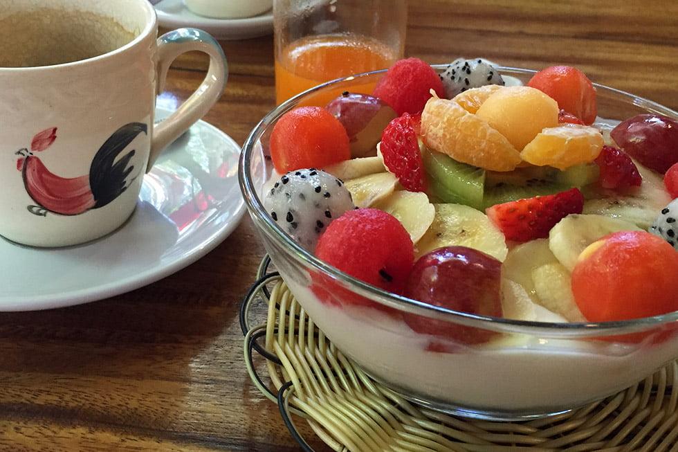 Ontbijt PP Arcade Koh Phi Phi