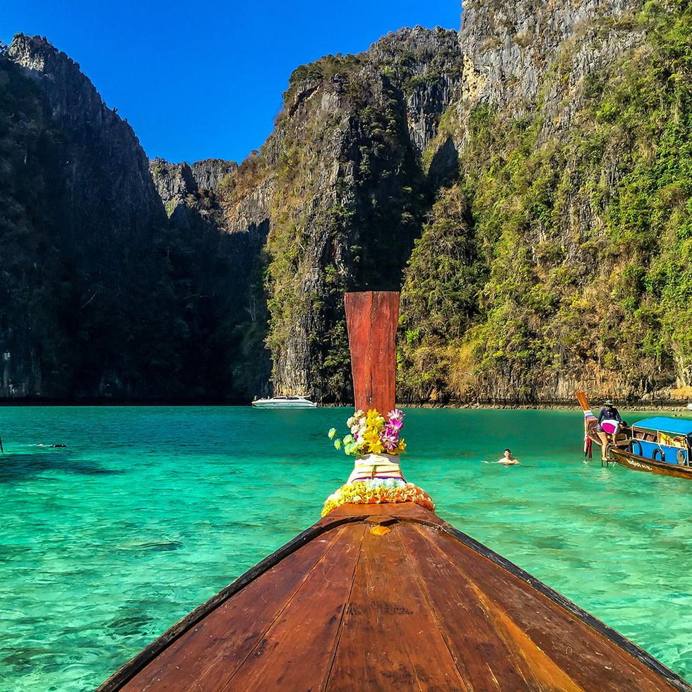 Pi-Leh Lagoon Koh Phi Phi
