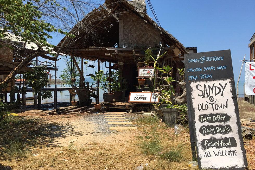 Sandy Old Town Koh Lanta