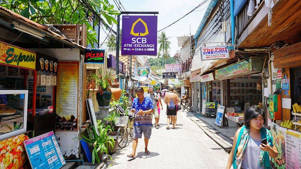 Ton Sai Village op Koh Phi Phi