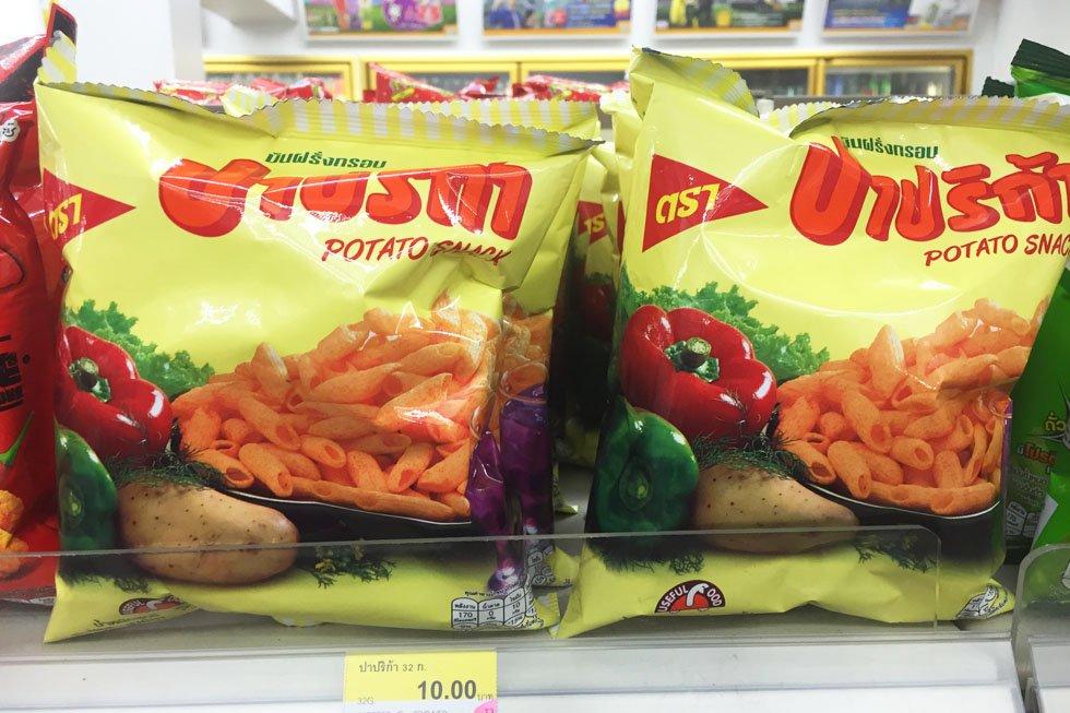 Potato Snack - 7-Eleven Chips