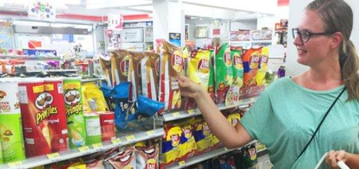 7-Eleven Chips getest