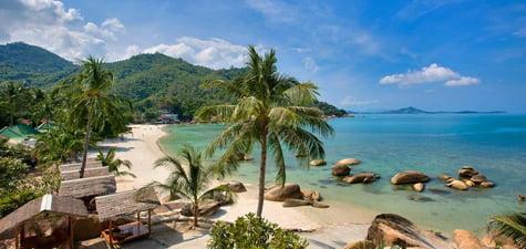 Mooiste stranden Thailand