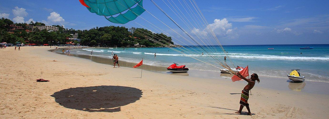 Kata Beach op Phuket
