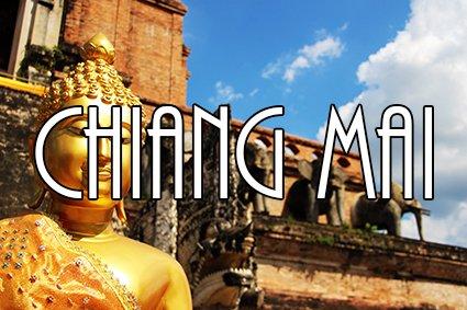 Reis verder naar Chiang Mai