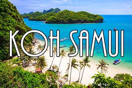 Reis verder naar Koh Samui