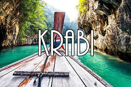 Reis verder naar Krabi