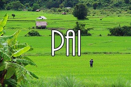 Reis verder naar Pai