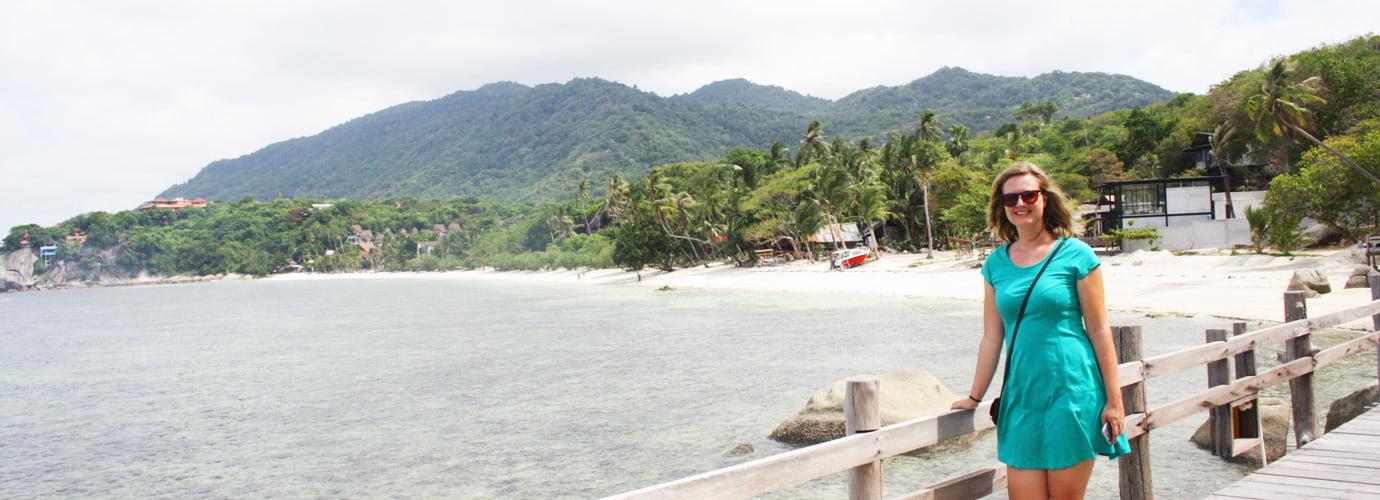 Leela Beach op Koh Phangan
