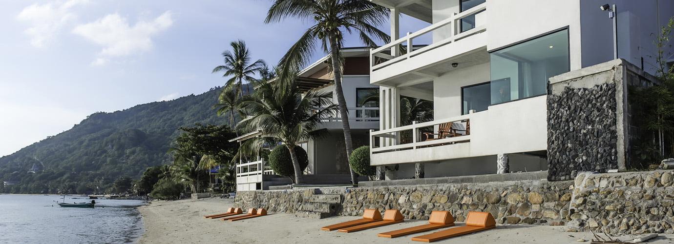 Neptune's Villa op Koh Phangan