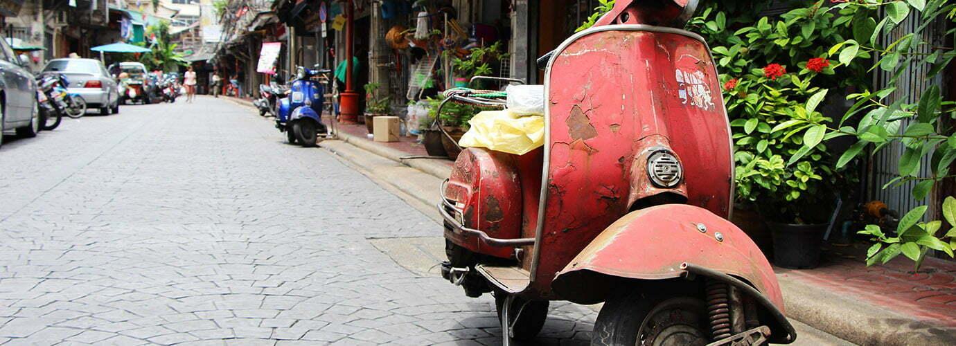 Brommers in Bangkok
