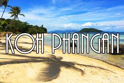 Reis verder naar Koh Phangan