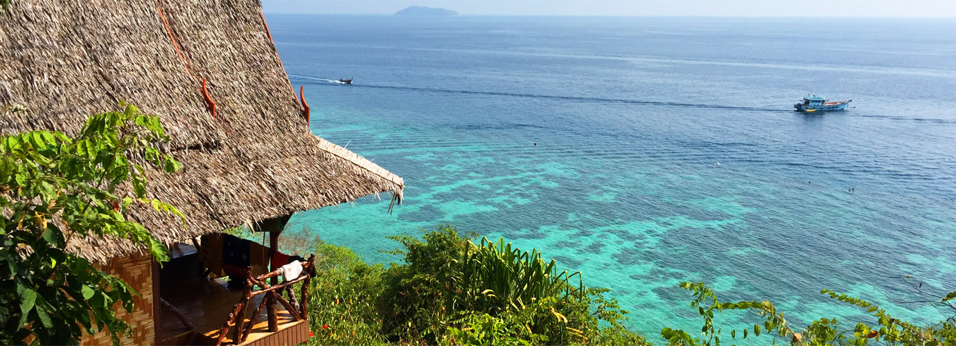 Relax Beach Resort op Koh Phi Phi
