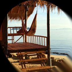 Castaway Beach Bungalows op Koh Phangan