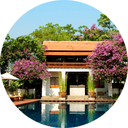 Rachamankha Resort in Chiang Mai