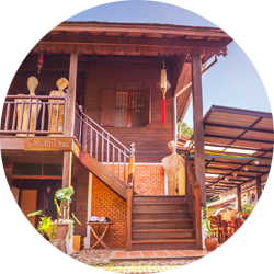 Swiss-Lanna Lodge in Chiang Mai
