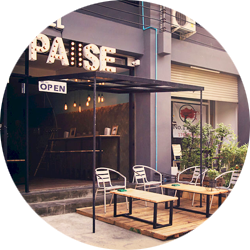 The Pause Hostel in Chiang Mai