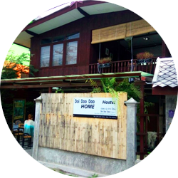 Doi Doo Dao Home Hostel in Chiang Mai