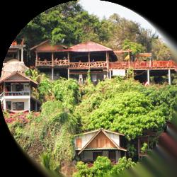 Plaa's Thansadet Resort op Koh Phangan