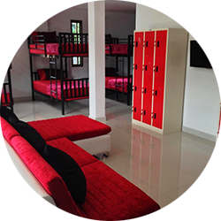 Samui Backpacker Hostel op Koh Samui